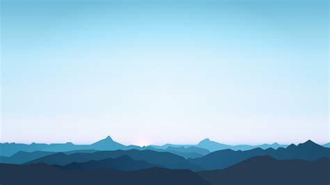 minimalist mountains mountains minimal 5k wallpapers hd wallpapers