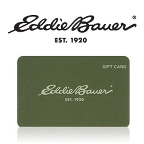 buy eddie bauer 174 gift cards at giftcertificates com - Eddie Bauer Gift Card