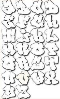 Sketch graffiti alphabet quot harfleri quot on bubble letters a z