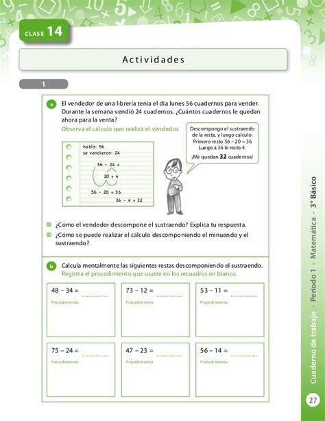 via rapida cuaderno de 848443656x cuaderno de trabajo 3 matematicas diarioeducacion blog