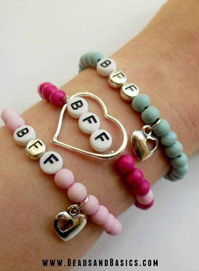bracelets for your 17 best ideas about best friend crafts on bff