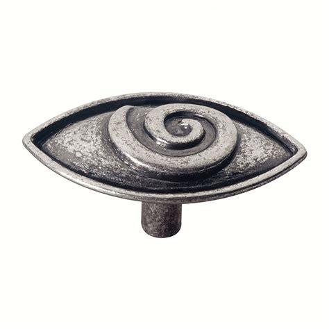 silver dresser handles lowes shop siro designs ian smith bright antique silver oval
