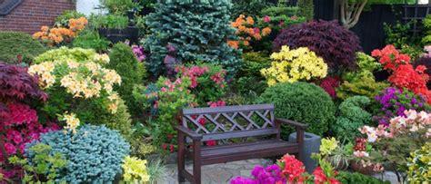 good time    colourful home garden