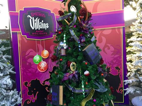 ultimate disney character tree disney springs tree trail adds character to a tradition inside the magic