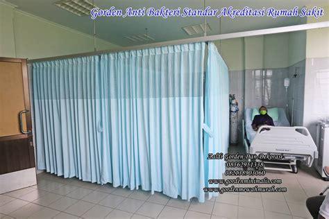 Gorden Anti Bakteri gorden rumah sakit standar akreditasi gorden anti bakteri