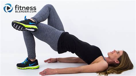 low impact cardio workout no jump belly burner interval workout