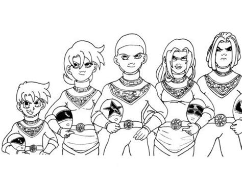 power rangers team coloring pages team power rangers zeo coloring page kids coloring pages