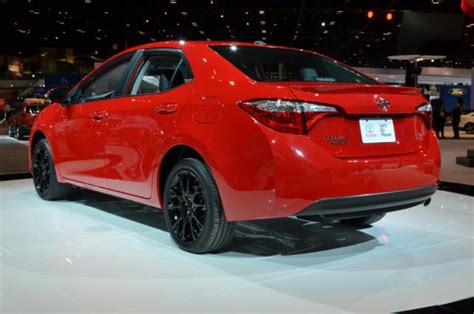 Toyota Corolla 2016 Special Edition Picture Other 2016 Toyota Corolla Special Edition 3 Jpg