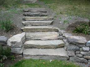 treppen naturstein more step pictures bluestone fieldstone and