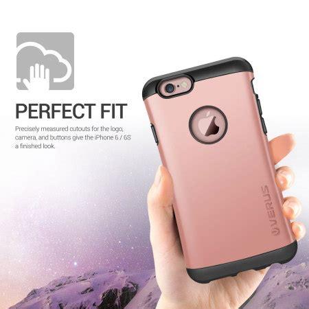 Verus Thor Dot Series Iphone 6 Plus 6s Plus Original Electric B funda iphone 6s 6 verus thor series gold mobilefun es