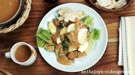 gado gado surabaya saus kacang creamy resepkokico