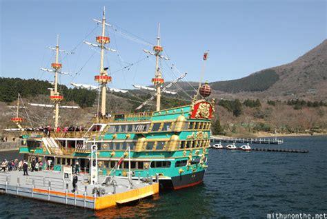 boat tour hakone japan getting to hakone lake ashi sightseeing cruise