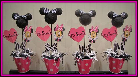 Minnie Mouse St Birthday Decorations by Minnie Mouse Bday Decorations