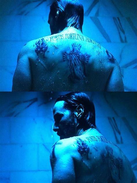 john wick back tattoo language back tattoo john wick danielhuscroft com
