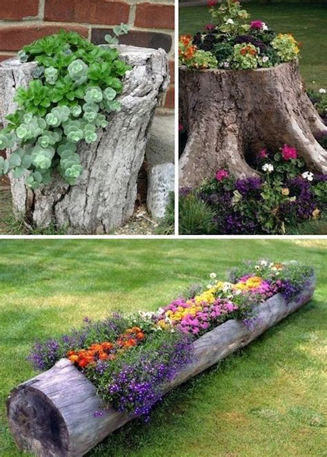 outdoor planter ideas 24 creative garden container ideas with pictures