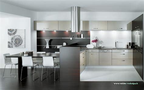 cuisine brillant cuisine cyane or blanc m 233 tal brillant cuisiniste salle