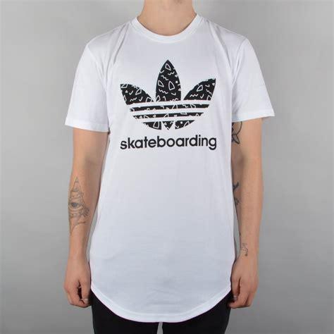 T Shirt Skate Vans adidas skateboarding scatter 3 0 skate t shirt white black skate clothing from skate