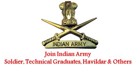 Mba Graduates In Indian Army by Join Indian Army As Soldier Technical Graduates Havildar