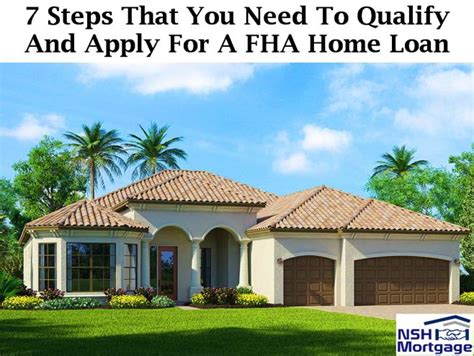 need a loan to buy a house with bad credit 7 steps to follow to qualify and apply for a fha home loan floridaflorida home loans florida