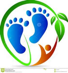 foot print stock image image 31304851