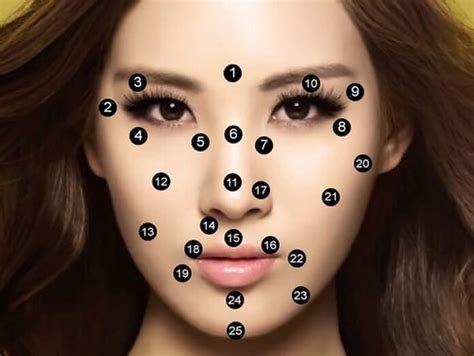 celebrity face meaning a mole in an awkward area random onehallyu
