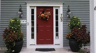 new front door color benjamin carriage house color sherwin williams mountain road