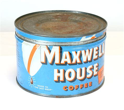maxwell house coffee review maxwell house coffee can 6