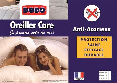 dodo oreillers oreiller care dodo