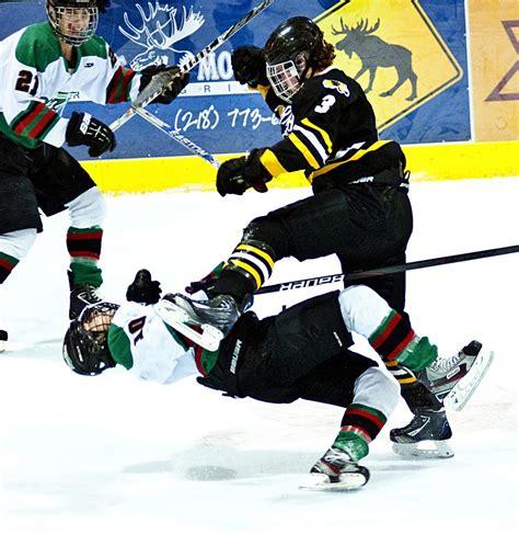 minnesota high school hockey sections warroad vs east grand forks photos mn boys hockey