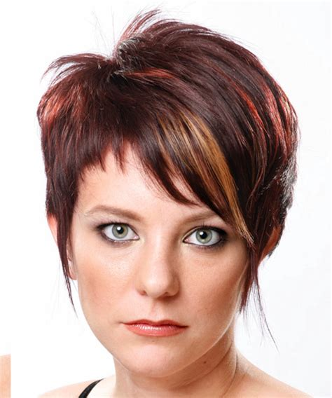 adding height to short hair haircuts that add height hairstyles for big women short