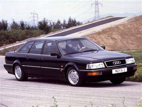 Audi V8 Lang Audi V8 Lang 1990 Parts Specs