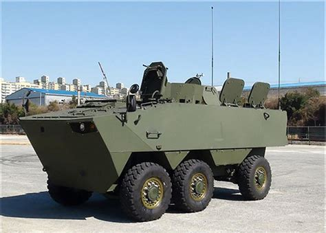 Korean Car Types by South Korea Defense Industry Has Developed Two New Types