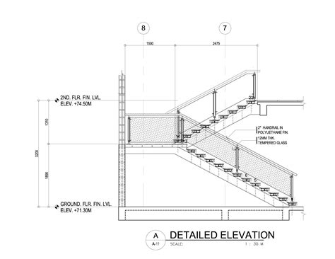 Detail In Contemporary Staircase Design a modern cantilever staircase in steel and wood concrete stairs detail and concrete