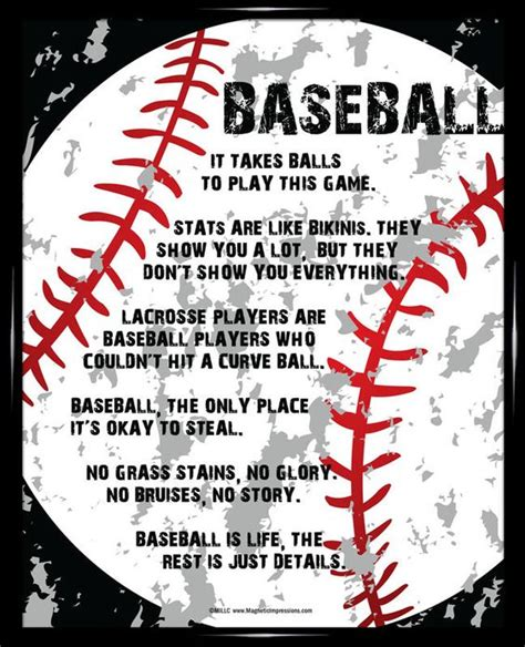 printable baseball quotes baseball player gritty 8x10 poster print plays poster