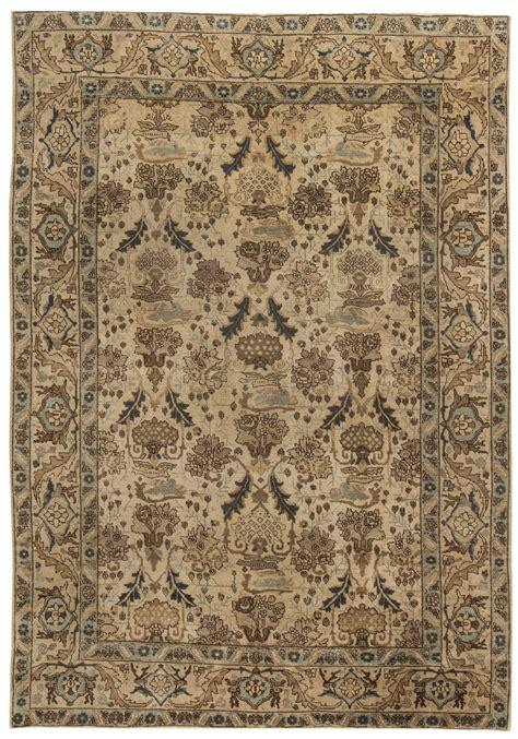 vintage pattern carpet tabriz rugs by doris leslie blau antique vintage
