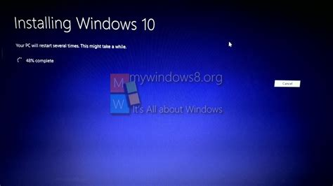 install windows 10 time how to upgrade to windows 10 for free using media creation