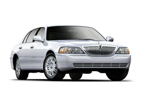 lincoln town car new model lincoln town car prices reviews and new model information