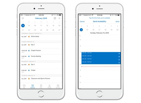 calendar mobile setup the best iphone email app outlook the sweet setup