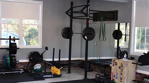 clever ideas to make a home gym attractive miller hobbs build the perfect home gym t nation