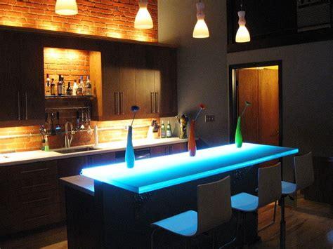 glass bar countertops images  pinterest bar