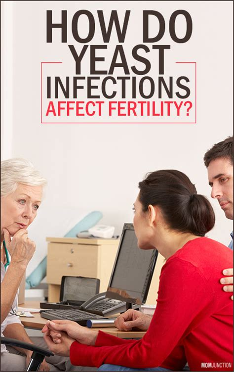 How Do Yeast Infections Affect Fertility