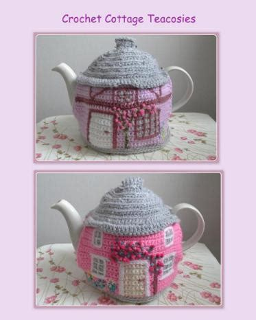 knitted tea set pattern knitted cottage tea cosies craftsy