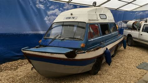 car boat challenge top gear in pictures the wackiest top gear challenge cars