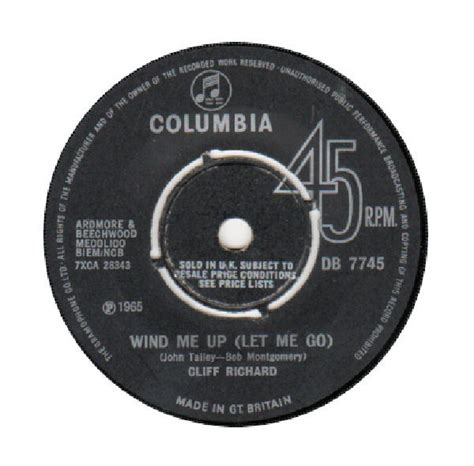Wind It Up It Go cliff richard wind me up let me go vinyl at discogs