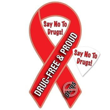 8 Reasons To Say No To Drugs by 59 Best Images About Ribbon Products On To