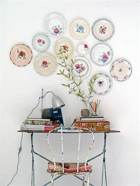 Decor Plates Wall by 21 Modern Wall Decor Ideas Using Decorative Plates