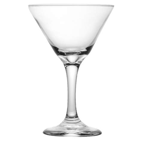 Glass Martini Cup Sippers By Design