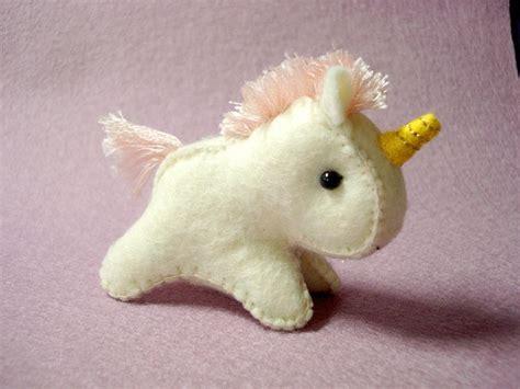 felt pattern unicorn felt unicorn craft felt pinterest
