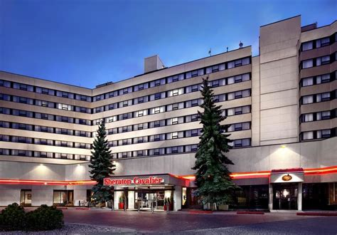 calgary inn sheraton cavalier calgary hotel deals reviews calgary