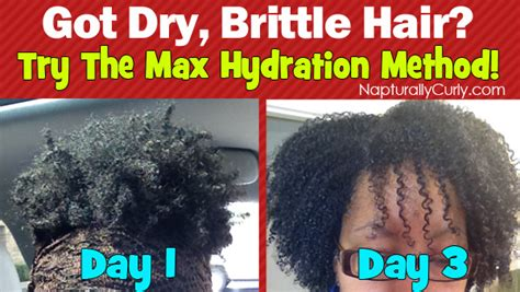 4c hydration method maximum hydration method results on type 4 hair